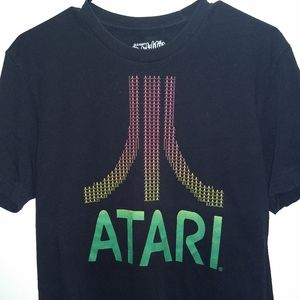 ATARI RETRO T-SHIRT 👕 CLASSIC VIDEO GAME TEE